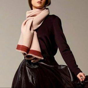 NWT Indigo Love and Lore pleated scarf
